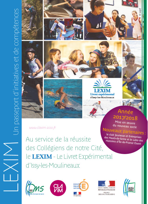 Livret Expérimental d'Issy-les-Moulineaux
