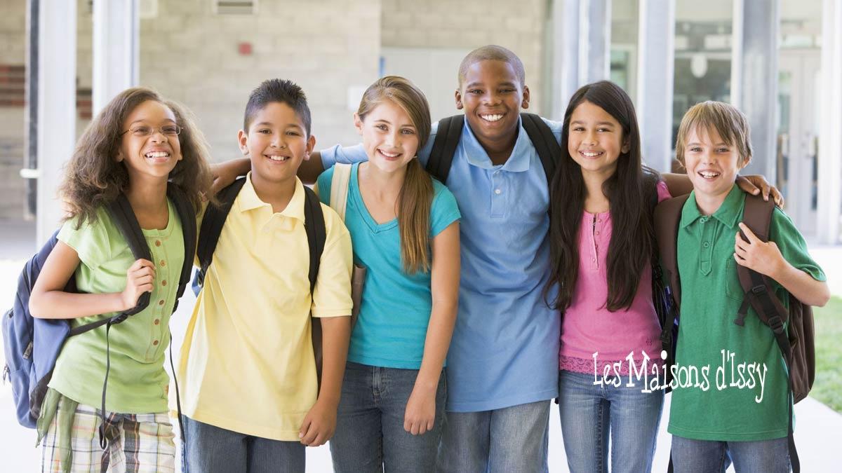 Pour les collégiens de 11 à 15 ans